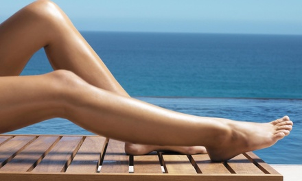 One Year of Laser Hair Removal at Cosmetic & Vascular Suite (Up to 96% Off). Four Options Available.