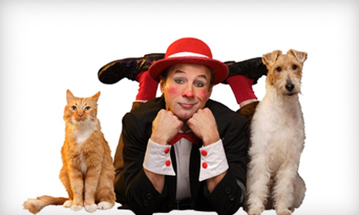 Popovich Pet Theater - Bergen Performing Arts Center: Popovich Comedy Pet Theater Circus Show at Bergen Performing Arts Center on Friday, April 26, at 7 p.m. (Up to 52% Off)