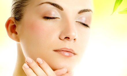 One or Two Signature Facials or One Signature Facial with Complexion Analysis at The Skin Care Clinic (Up to 78% Off)