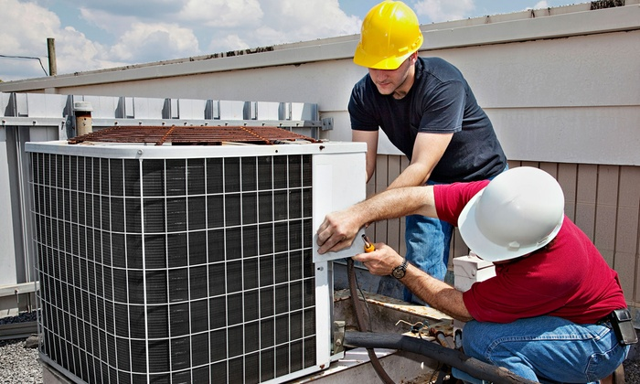 Kinetic Air Services - Bradenton: $75 for Full Seasonal Air Conditioner Tune-Up from Kinetic Air Services ($175 Value)