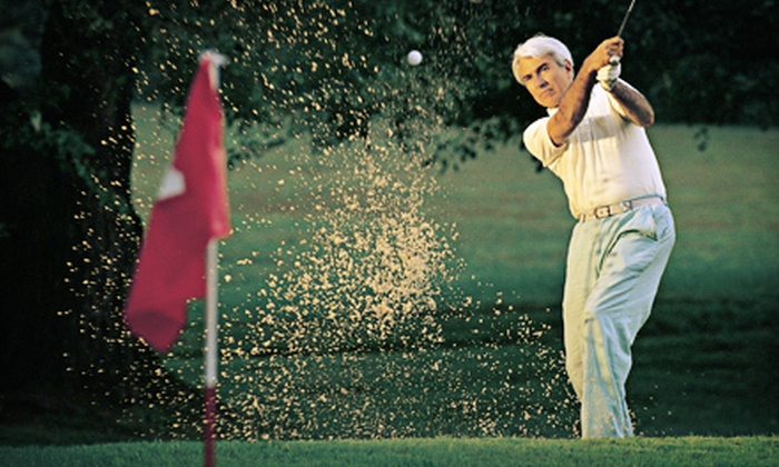 MediaScene - Winnipeg: $20 for Golf Tour Package–3 18-Hole Rounds of Golf & Second Equal Package from MediaScene (Up to a $270 Total Value)