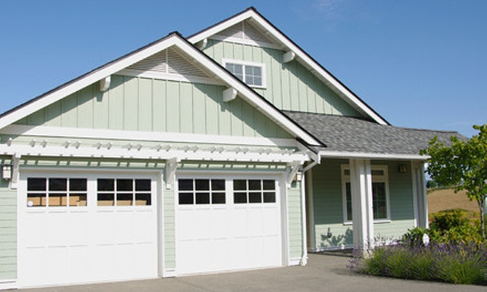Stikes Garage Doors - Old Farm: Rubber-Sealant Replacement or Tune-Up for One or Two Garage Doors from Stikes Garage Doors (Up to 59% Off)