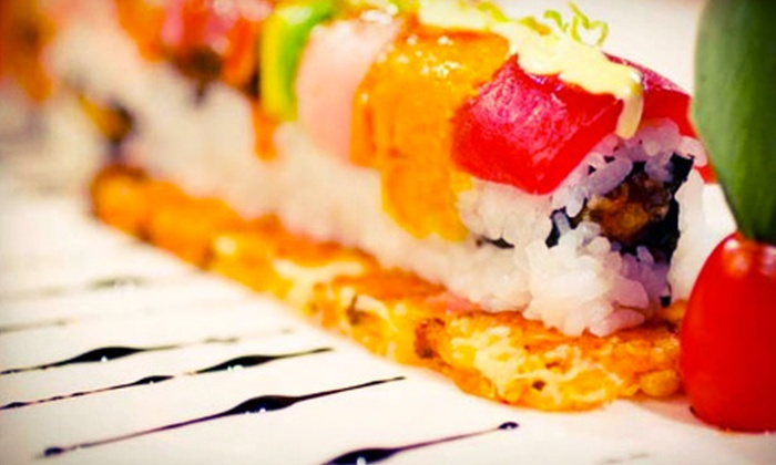 Fuji of Japan - Darien: Japanese Food and Sake at Fuji of Japan (Up to 57% Off). Two Options Available.