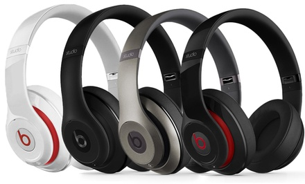 Beats by Dre Studio Over-Ear Wireless Headphones