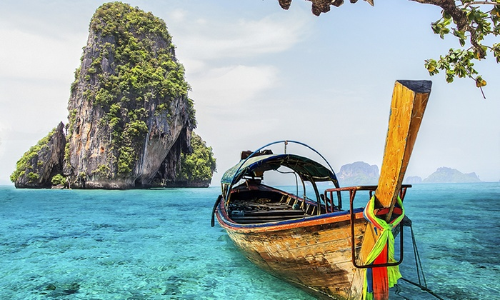 10-Day Thailand Tour with Airfare from Affordable Asia