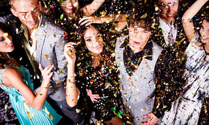 Houston Food Truck Festival - Stereo Live: $25 for Two to Attend the 5th Annual New Year's Eve Ball at Stereo Live on December 31 at 9 p.m. (Up to $48.18 Value)