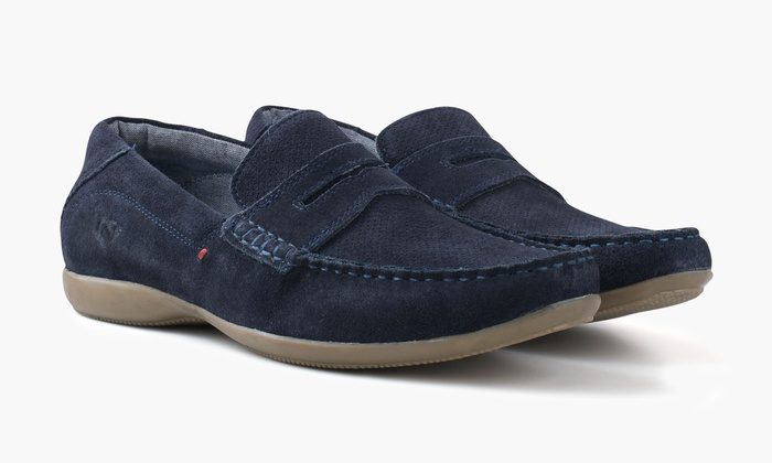 Redfoot Suede Shoes