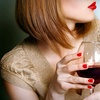 Up to 61% Off Mani-Pedis with Wine