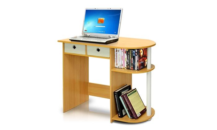 Furinno Computer Amp Laptop Desks Groupon Goods