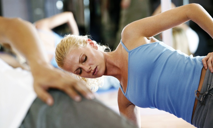 The Sweatshop - Buffalo Grove: $39 for One Month of Unlimited Drop-In Fitness Classes at The Sweatshop ($200 Value)