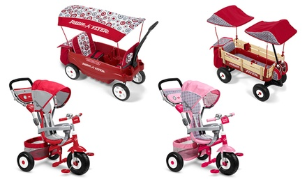 $60 for $120 Toward a Custom Build-A-Wagon or Build-A-Trike by Radio Flyer