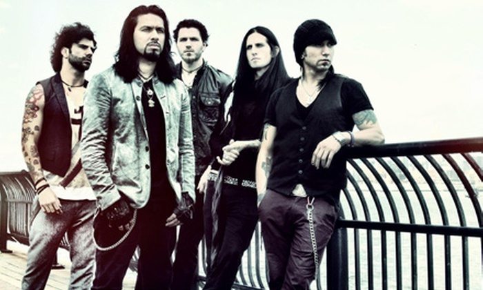 Pop Evil - Macomb Music Theatre: Pop Evil at Macomb Music Theatre on Saturday, September 21 at 8 p.m. (Up to 49% Off)