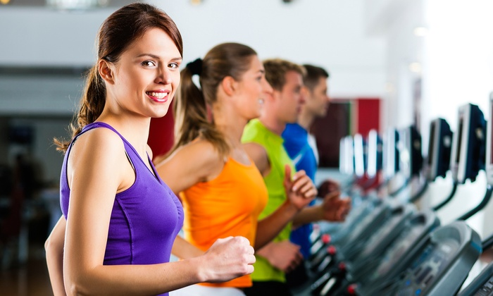 Prestige Fitness - Ward 3: Two-Month Membership or Two Personal Training Sessions and a Body Age Assessment at Prestige Fitness (Up to 83% Off)