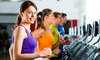 Up to 82% Off Fitness Membership or Personal Training