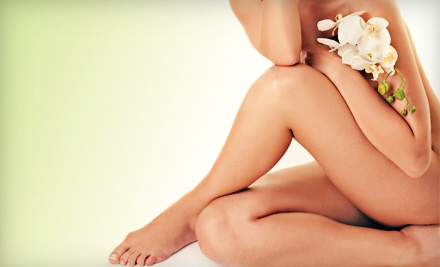 Six Laser Hair-Removal Treatments for a Small Area