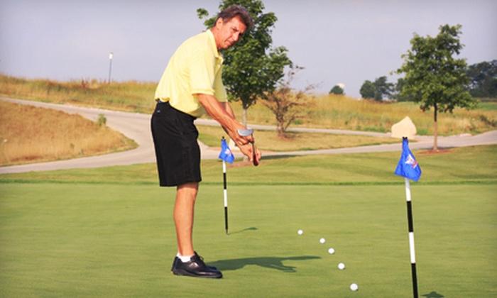 Ben Mutz Golf/Chicagoland Golf Academy - Multiple Locations: Beginner/Intermediate or Advanced Putting Clinic from Ben Mutz Golf/Chicagoland Golf Academy (Up to 66% Off)