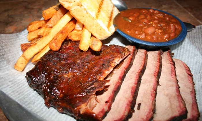 Judge Bean's BBQ - Brentwood: $9 for $16 Worth of Barbecue at Judge Bean's BBQ
