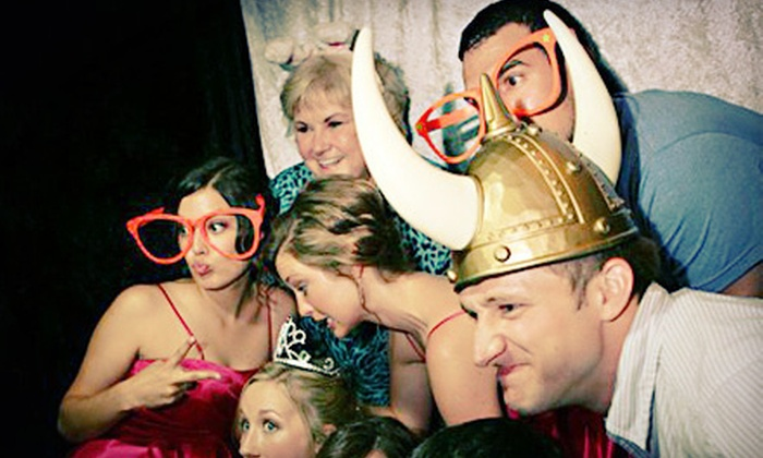 Say Cheez Photo Booth - Chattanooga: $239 for a Two-Hour Photo-Booth Rental from Say Cheez Photo Booth (Up to $500 Value)