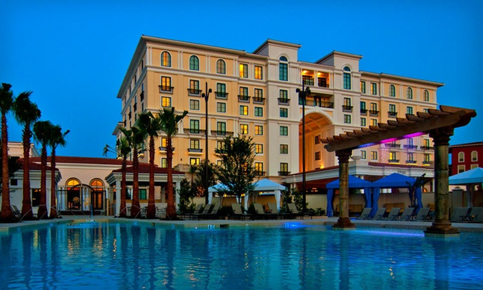 Eilan Hotel Resort & Spa - San Antonio: One-Night Stay at Éilan Hotel Resort & Spa in San Antonio, TX