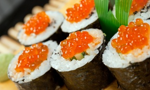 Gui Korean Japanese Bistro & Bar: $35 for $50 Worth of Cuisine at Gui Korean Japanese Bistro & Bar