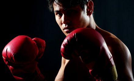 70% Off Boxing Lessons
