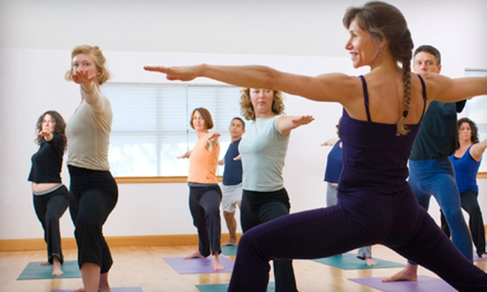 K.A.S. Gallery - Pleasure Ridge Park: $25 for 20 Yoga Classes at K.A.S. Gallery ($180 Value)