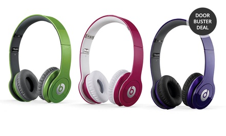 Beats by Dre Solo HD Headphones (Multiple Colors Available) are $119.99 (were $149.95)