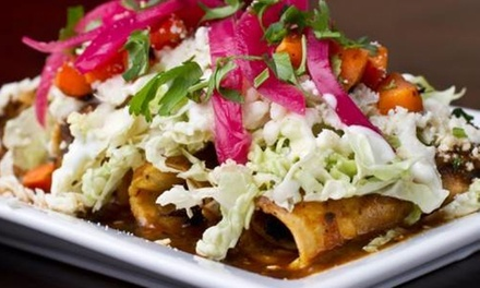 Authentic Mexican Regional Cuisine at Ovalle's Mexican Cafe (Up to 43% Off). Three Options Available.