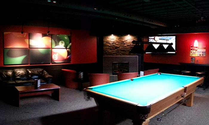 Dooly's Ottawa - Ottawa East: $20.99 for Two Hours of Pool and Two Pub Appetizers at Dooly's Ottawa (Up to $44 Value)