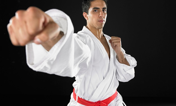 Shim's Martial Arts Academy - Downtown Elizabeth: $100 for $199 Worth of Martial-Arts Classes at Shim's Martial Arts Academy