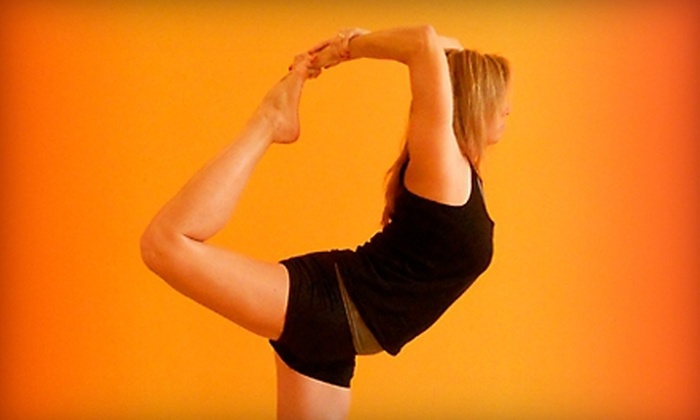 Red Hot Yoga - Buckhead and Alpharetta: 10 or 20 Classes at Red Hot Yoga (Up to 70% Off)