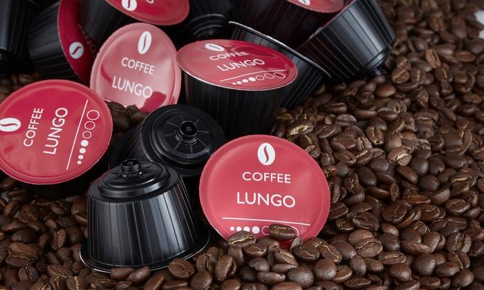 104 capsules caf pour dolce gusto groupon. Black Bedroom Furniture Sets. Home Design Ideas