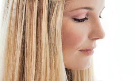 Haircut with Options for Partial or Full Highlights at Ron'salon (Up to 52% Off)
