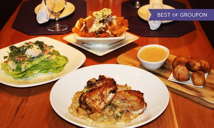 $18 for $30 Worth of Upscale Pub Food at Pig & Finch Gastropub