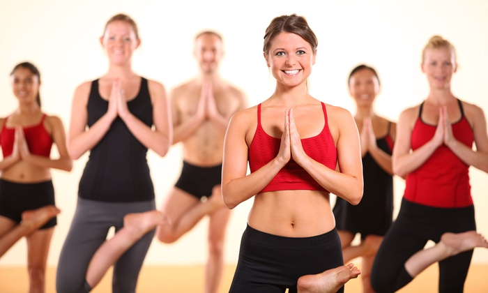 Bikram Yoga Dallas - Multiple Locations: $25 for One Month of Unlimited Bikram Yoga Classes at Bikram Yoga Dallas ($49 Value)