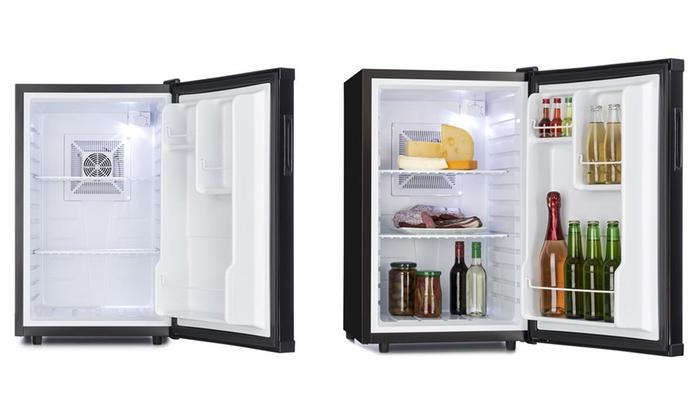 Klarstein Beerbauch Kühlschrank Minibar Schwarz : Klarstein beerbauch kühlschrank groupon