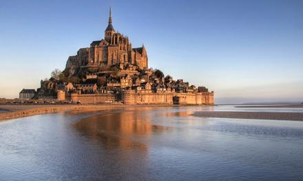 Mont St Michel : 1 ou 2 nuits avec petits déjeuners et dîner en option à l'hôtel Les Terrasses Poulardpour 2 personnes