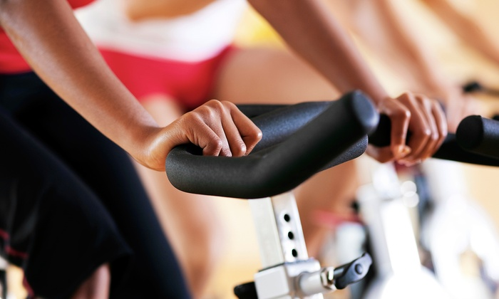 Shape Fitness USA - Sharp Physiques Fitness : $35 for Month of Cycle, Kickboxing, Core, and Boot Camp Classes from Shape Fitness USA ($70 Value)