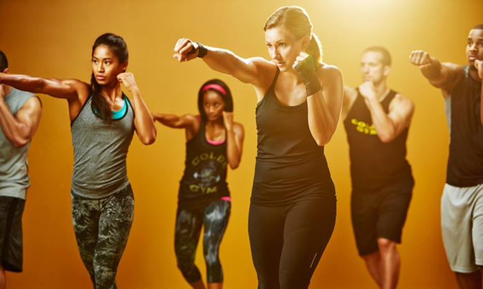 Gold's Gym Paramus - Paramus: Two-, Four-, or Six-Month Membership with One Personal-Training Session at Gold's Gym Paramus (Up to 76% Off)