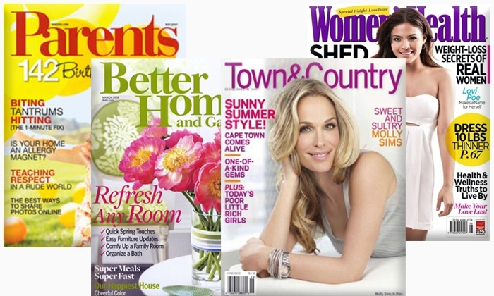 Magazine Savers - San Diego: One-Year Subscription from Magazine Savers (67% Off)