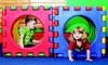 My Gym Children's Fitness Center - Multiple Locations: One Month of Classes and Practice Play for One or Two Kids at My Gym Children's Fitness Center (Up to 47% Off)