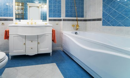 image for $199 for a Bathtub Refinishing for an White or Almond Tub from Beckner Painting & Contracting ($495 Value)