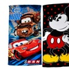 Disney 100% Cotton Beach Towels