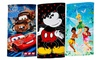 Disney 100% Cotton Beach Towels: Disney 100% Cotton Beach Towels. Multiple Characters Available. Free Returns.