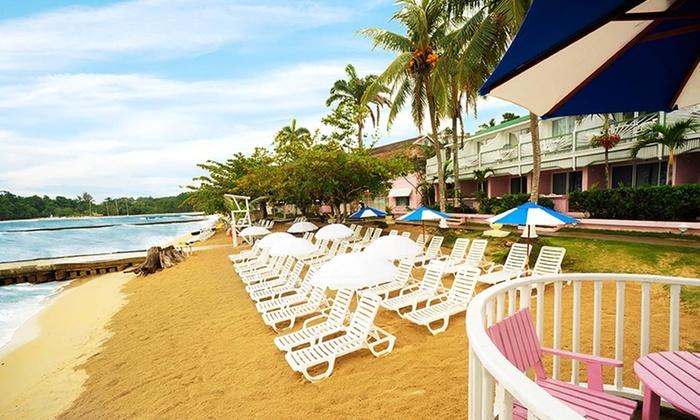 Shaw Park Beach Hotel & Spa - Ocho Rios, Jamaica: 4- or 5-Night All-Inclusive Stay at Shaw Park Beach Hotel in Ocho Rios, Jamaica, Starting in January 2014