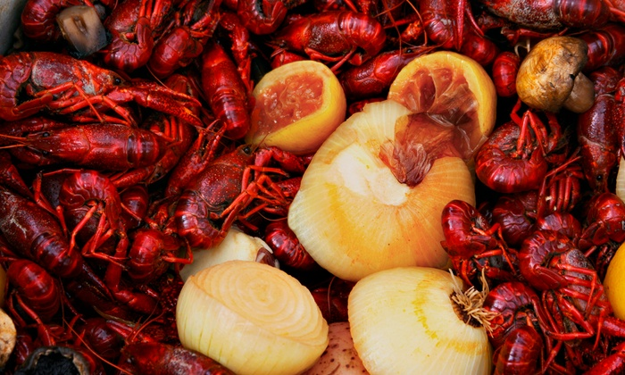 Kemah Crawfish Festival - Kemah City Parking Lot: One-Day Admission for Two or Four at the Kemah Crawfish Festival from March 21-23 (Up to 44% Off)