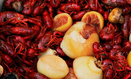 One-Day Admission for Two or Four at the Kemah Crawfish Festival from March 21-23 (Up to 44% Off)