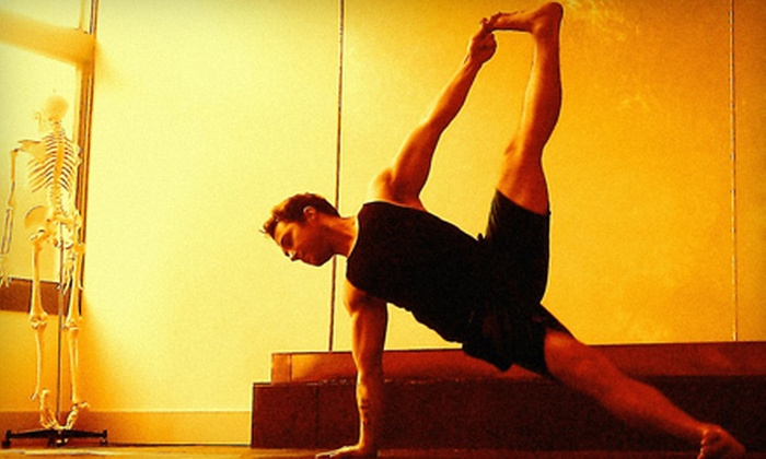 Yoga Belly - Mountain View : 30 or 90 Days of Unlimited Yoga Belly and Power Yoga Classes at Yoga Belly (Up to 72% Off)