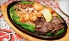 Sammy's Mexican Grill and Bar - West Ridge Village Condominiums: Mexican Dinner with Appetizer and Entree for Two or Four at Sammy's Mexican Grill & Bar (Up to 57% Off)