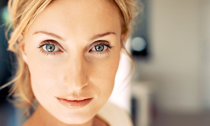 Anti-Aging & Cosmetic Recovery Centers - North Lindenhurst: Microcurrent Face-Lift or Nonsurgical Body Sculpting at Anti-Aging & Cosmetic Recovery Centers, Inc. (Up to 60% Off)